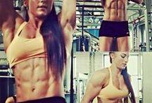 Fitness  edzők, testépítők An Mo / Alakformálás