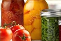 canning and preserves