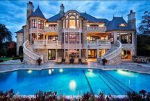 Dream House ideas / by Latifah .