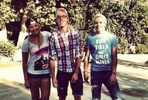 Rydel, Ross, and Riker  / by R5 Family Pinterest