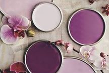Radiant Orchid; Pantone colour of 2014