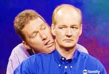 Colin Mochrie & Ryan Stiles. / The Best and Funniest Bromance. The Bromance still continues