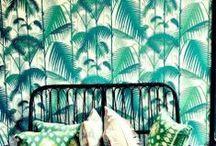 Hot Tropics / Hot tropical summer inspirations