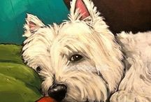 Westies / West Highland Terrier