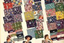 Textiles from the 1940's