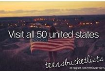 bucket list / things I want to do before I die