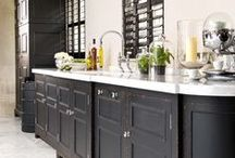 Chalon kitchens / Beautiful handcrafted kitchens made in the UK