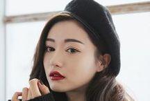Азиатские милашки / Няшные и красивые азиатские девушки.