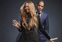 Bey and Jay / Their love is inspirational. I hope that one day I will find my own Jay.
