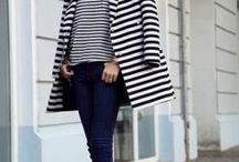 Breton stripes fashion