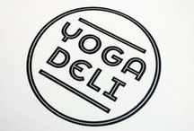 Yoga-Design / Logo and Graphic Design for Yoga Studio and related products