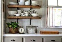 Hus & hjem: kjøkken / Inspirasjon Hus & hjem: Kjøkken