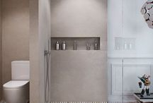 BATHROOM / Inspiration for different kinds of bathrooms.