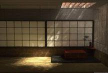 Shoji Screen / Tatami mat