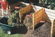 Composting / It's all about composting.......