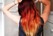 phoenix hair
