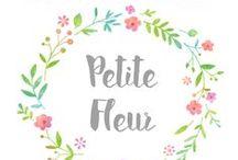 Petite Fleur : box papeterie été 2016 / Papeterie, DIY, loisirs créatifs, couronne de fleurs, motifs végétaux Prévente sur www.saperlipapier.com