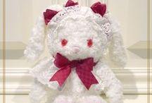 Cute Bunny Bags <3