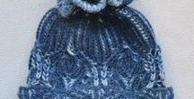 Brioche Stitch / Вязание в технике Бриошь