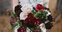 Inspiration | Boho wedding in fall / Some Inspiration for a Boho Wedding in Fall with strong colors and beautiful dresses.