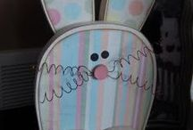 spring easter craft day