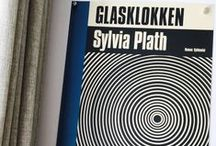 Plakater fra Gyldendal / Aldeles originale plakater fra forlaget Gyldendals gemmer. #Plakat #Retro #Vintage #Poster #Typografi