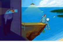 Hvad bøger gør / Hvad bøger og læsning gør godt for.
