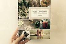 Foodie by Gyldendal - kogebøger for de madglade / Madglæde og god inspiration til gæster og fester, hverdagsmad, nordisk køkken, italienske specialiteter, kager, brød, is ... mmm ...
