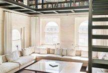 Interiors / by Ricarda Fatone