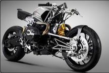 | Motorbikes | / Standard Bikes / Real Bikes / Custom Bikes / Concept Bikes / Futuristic Bikes / Electric Bikes / Vintage Bikes //  I´m not much for Choppers - unless spectacular I don´t Pin those /// Enjoy The Ride! ///// #Motorbikes #Motorcycles #2wheels / by sorenzen.com