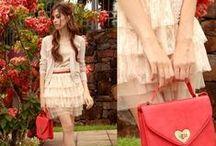 Style / Moda en colores / by Lorena!