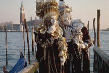 Venedig ( Kostüme u. Deko.) / by Cella Cless