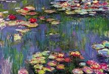 Claude Monet- / by Cella Cless