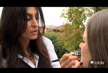 Kendra Richards Tutorials / #HowTo videos from Fashion & Celebrity #MakeupArtist Kendra Richards