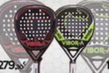 Palas VIBOR-A Pádel / Catálogo de palas disponibles para comprar en la tienda de PádelStar. La marca de pádel Vibor-a ha creado una gama de raquetas de la mejor calidad. Puedes ver la ficha de estas raquetas en: http://padelstar.es/tienda/34-vibor-a