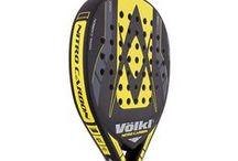 Palas de Padel VOLKL / Gama de palas de pádel de Volkl, precios muy bajos para unas raquetas de calidad que podrás comprar en PadelStar: http://padelstar.es/tienda/36-volkl