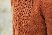 Knitting Sweaters F/W LACE / by FedeM65