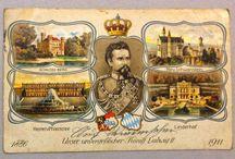 König Ludwig von Bayern - / by Cella Cless
