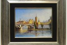 Spanish Fine Art - Paintings of Seville / Check out our paintings of Seville. In our online art gallery we sell oil paintings and art at the best price. We specialize in Spanish artists.