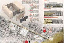 Architecture Presentation Layout / Cool Ideas