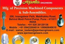 Industrial agitator manufacturer Pune / Ajanta Engineers is a well known name in manufacturing of precision machined assemblies pune, industrial agitators, chemical agitator,industrial mixers agitators, mixing agitator, tank mixers agitators, chemical tank mixer, agitator manufacturer, agitators and mixers in pune
