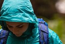 Hiking Equipment / Shoes, socks, backpacks and other necessary or useful things you need for hiking.