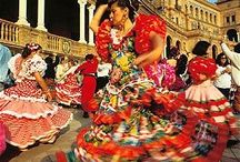 E viva España! / This is Spain: beautiful landscapes, great culture, meaninful arts, Tapas and Rioja and SUN!