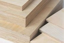 Our products: Plywood / Our plywood is made of uniform quality birch or spruce. Combining these high quality raw materials with Finnish woodworking excellence guarantees that our plywood panels are the right choice for a wide range of applications.