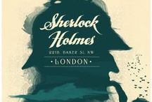 Sherlock Holmes / The best private detective of the all times: like the original caracter by sir Arthur Conan Doyle and like the caracter of the tv series interpreted by Benedict Cumenbacht.