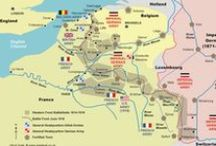 1st World War / The first mass war, that destroy the world from the august 1914 to the novenber 1918.