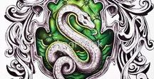 LotRs & Harry Potter / All things that I get to nerd-out too!! <3 Go Slytherin <3