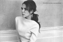 Victoria Beckham / She is the definition of all things elegant, effortless chic