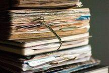 I love sketchbooks, notebooks...