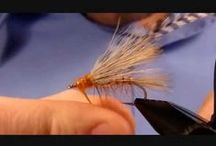 "★Fly Tying Tutorials★ / This board is designed to show fly patterns start to finish. Helping fly tying enthusiasts become better at their craft. If you would like to join this board, follow this board and comment ""Add Me"" on my add me pin. Please only fly tying tutorial pins on this board. All non- relevant pins will be removed. (Spammers will be blocked) All duplicate pins will be removed, helps with the clutter. All pins not having at least a recipe, or instructions may be removed. / by J. Kennedy"